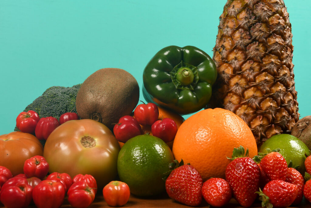 witamina c owoce warzywa