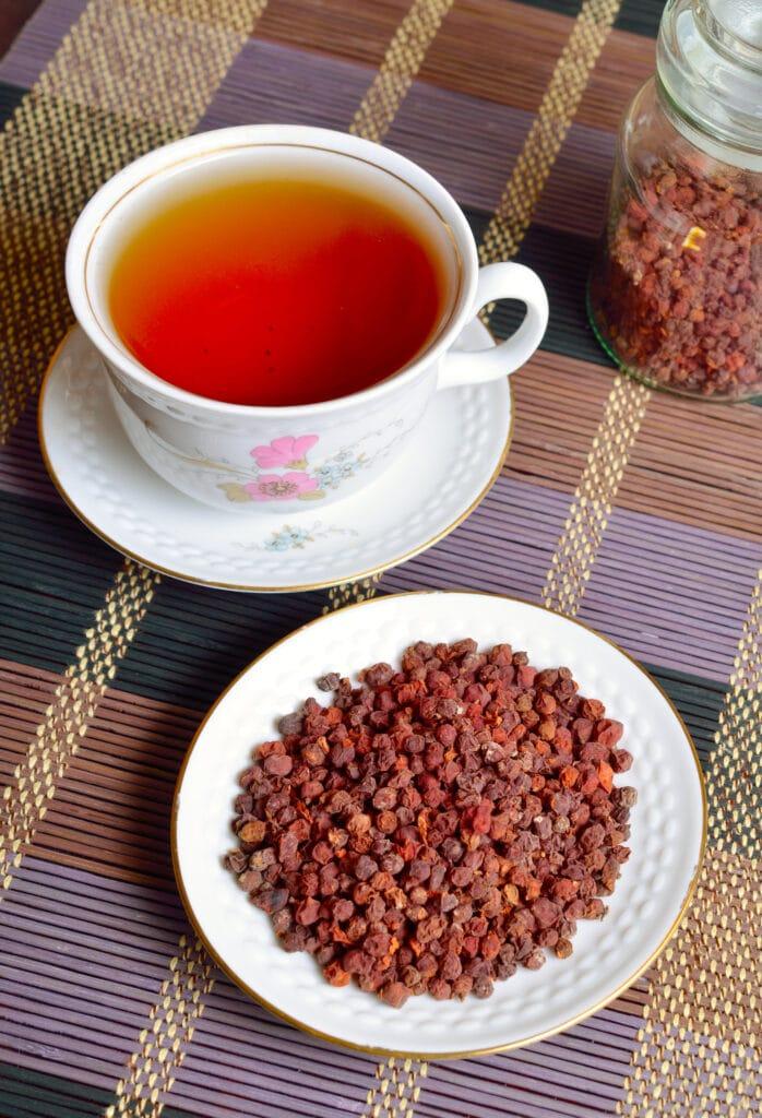 herbata z cytryńca chińskiego