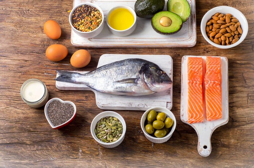 jedzenie omega 3